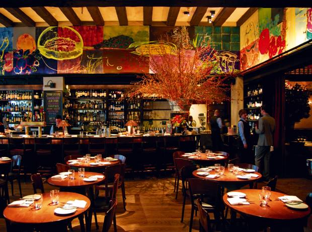 The Gramercy Tavern in New York.
