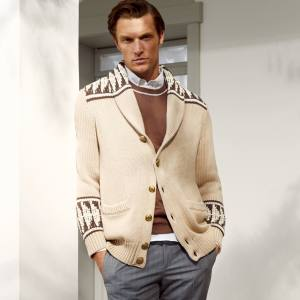 Brunello Cucinelli cotton cardigan, £1,020