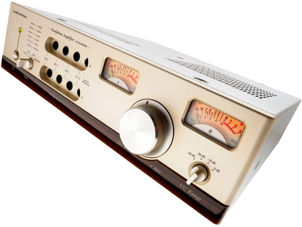 Audio-Technica HA5050H, £5,000