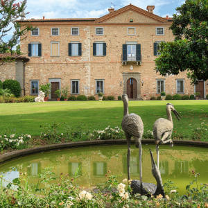 A 15-bedroom, 15th-century villa near Lake Iseo in northern Italy, sitting in six hectares of parkland, €12m through Lionard