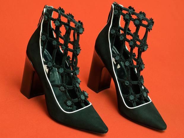Fabrizio Viti suede shoes, £979