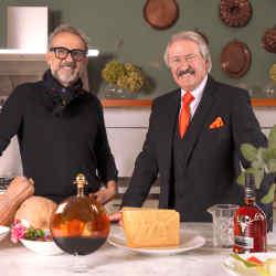 The Dalmore L'Anima was created by Italian chef Massimo Bottura and The Dalmore master distiller Richard Paterson