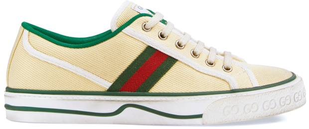 Gucci Tennis 1977 trainers, £435