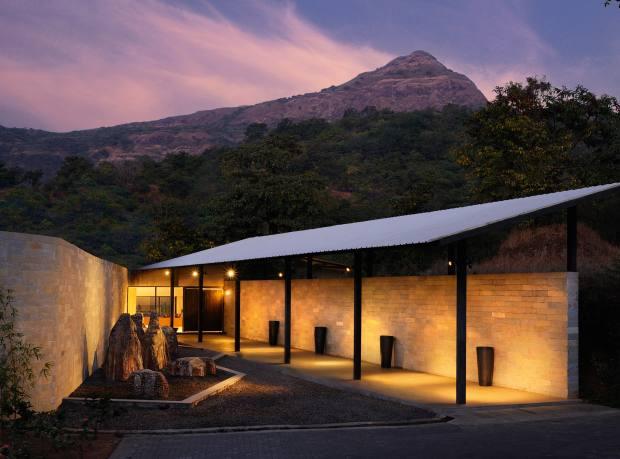 Hilton Shillim Estate Retreat & Spa's Green Table restaurant