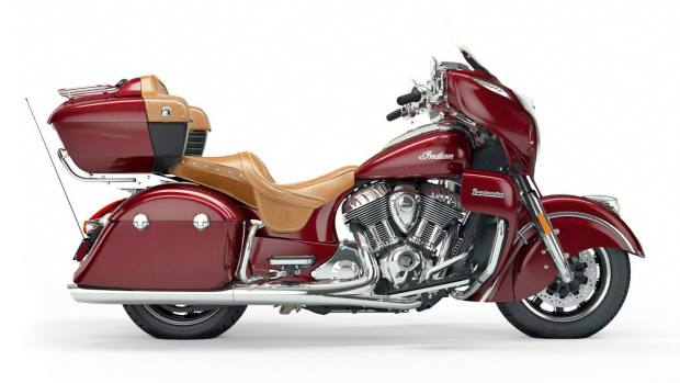 Indian Motorcycle Roadmaster, £26,199
