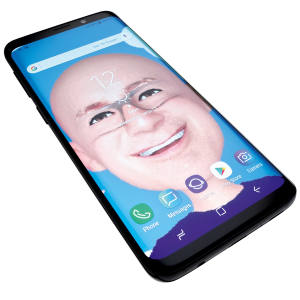 Samsung Galaxy 9, from £739