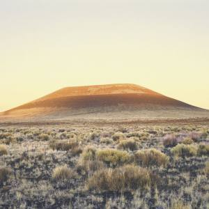 The Roden Crater in the Painted Desert, Arizona, which artist James Turrell is turning into a massive naked‑eye observatory