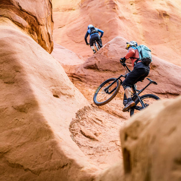 Off‑road-testing the Canyon Spectral: ON 8.00 eMTB