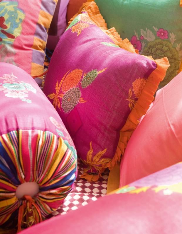 Lisa Corti cotton cushions, €55