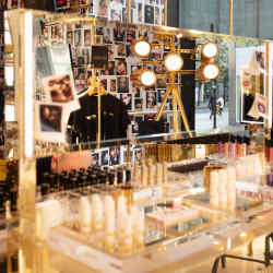 The Pat McGrath Labs beauty brand will be launched in Selfridges' Corner Shop space on Oxford Street