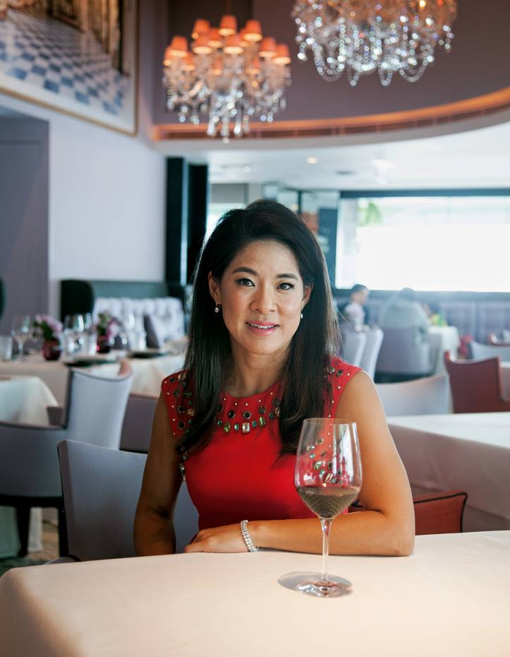 Sabrina Fung-Lam, group managing director of Fung Retailing