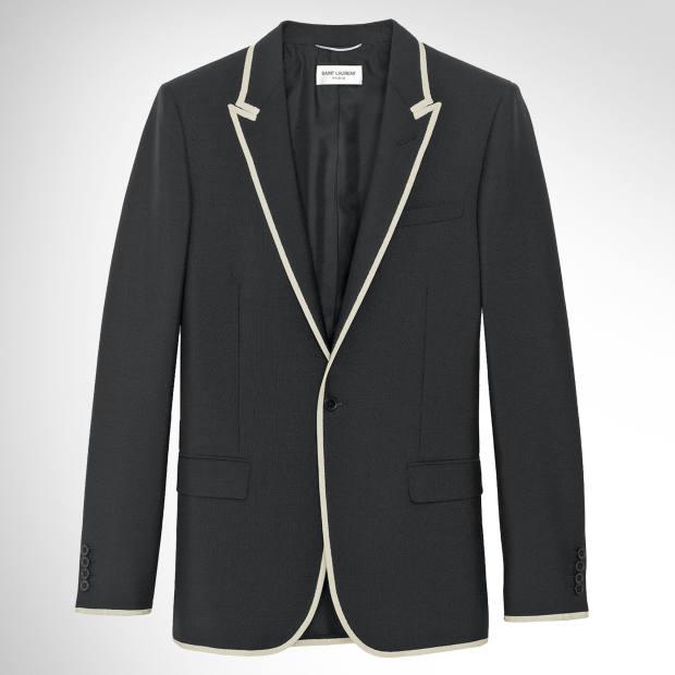 Saint Laurent by Hedi Slimane wool Veste de Canotier jacket, £1,285