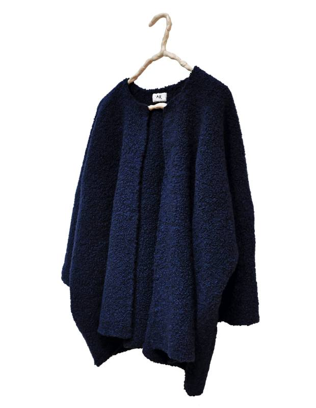 Toogood's Amy Revier felted-wool Mies cardigan, £1,895