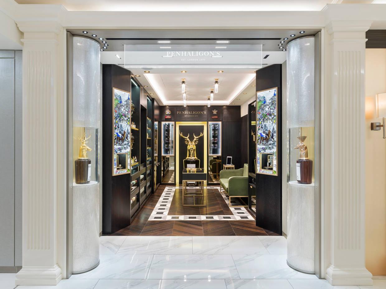 Master perfumer Alberto Morillas will conduct his bespoke scent consultations in Harrods Salon de Parfums