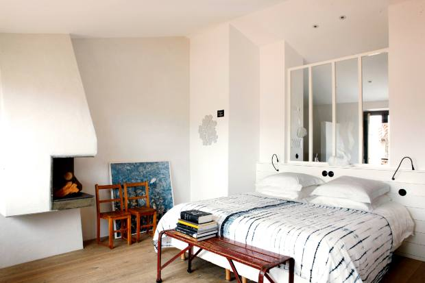The stripped-back style of Hotel Le Sénéchal