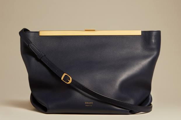 Leather Augusta crossbody bag, £1,708