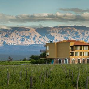 Grace Cafayate in Argentina's wine‑producing Calchaquí Valley