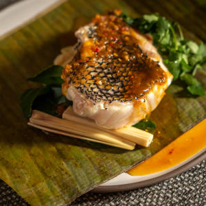 """Wayan is an Indonesianrestaurantwith a """"modern French flair"""" headed up by Cédric Vongerichten (son of celebrated chefJean-Georges)"""