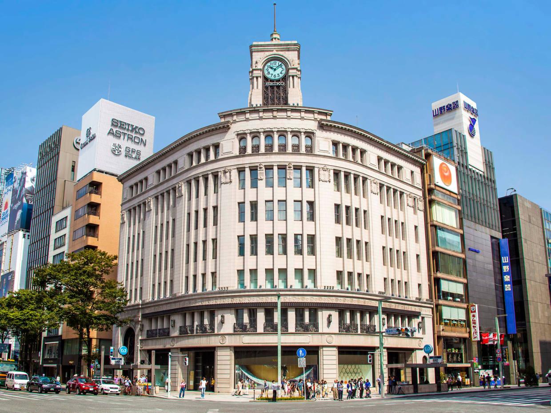 Tokyo multibrand store Wako – a favourite of Fabrizio Buonamassa-Stigliani,seniordirector of Bulgari's watch design centre