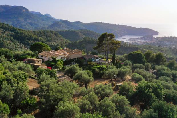 A sustainable smallholding comes with Mallorca's Cas Bernats, €12.5m, through Charles Marlow & Bros