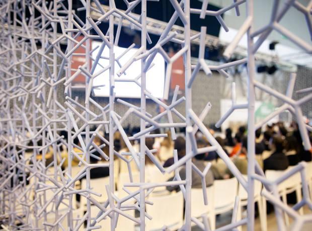 Modular-plastic Amass installation, price on request