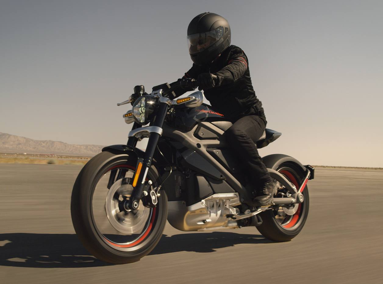 The Harley-Davidson Project LiveWire 2014