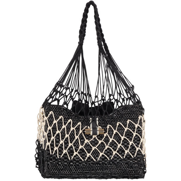 Stelar Madura string basket bag, £245