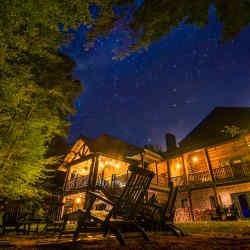 Trout Point Lodge, East Kemptville, Nova Scotia