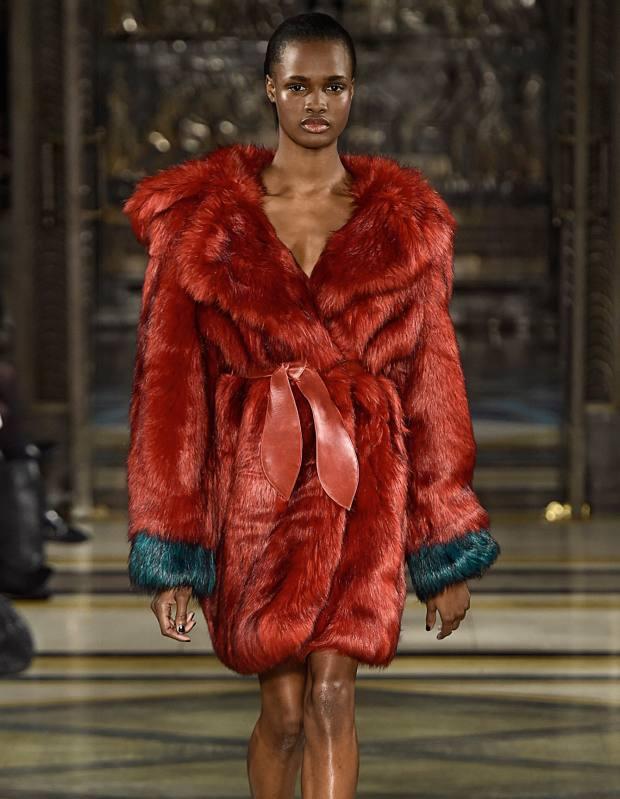 Felder Felder acrylic coat, £1,200