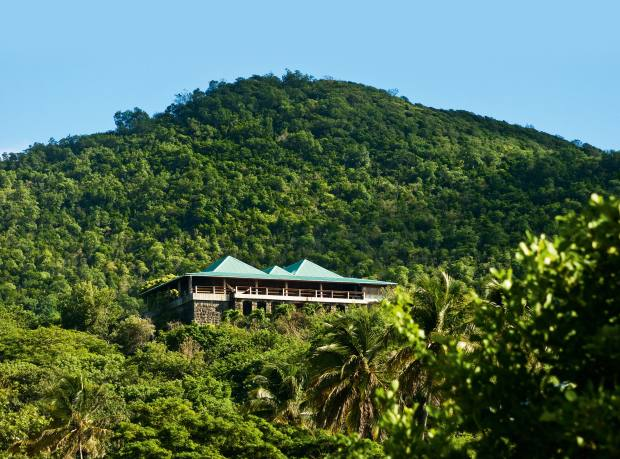 Bequia's French House, part of Sugar Reef Bequia