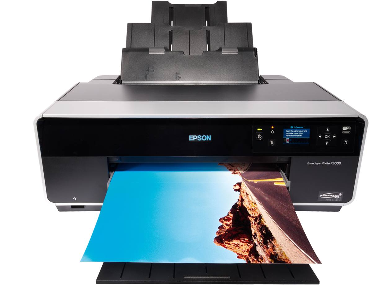 Epson R3000 printer | How To Spend It
