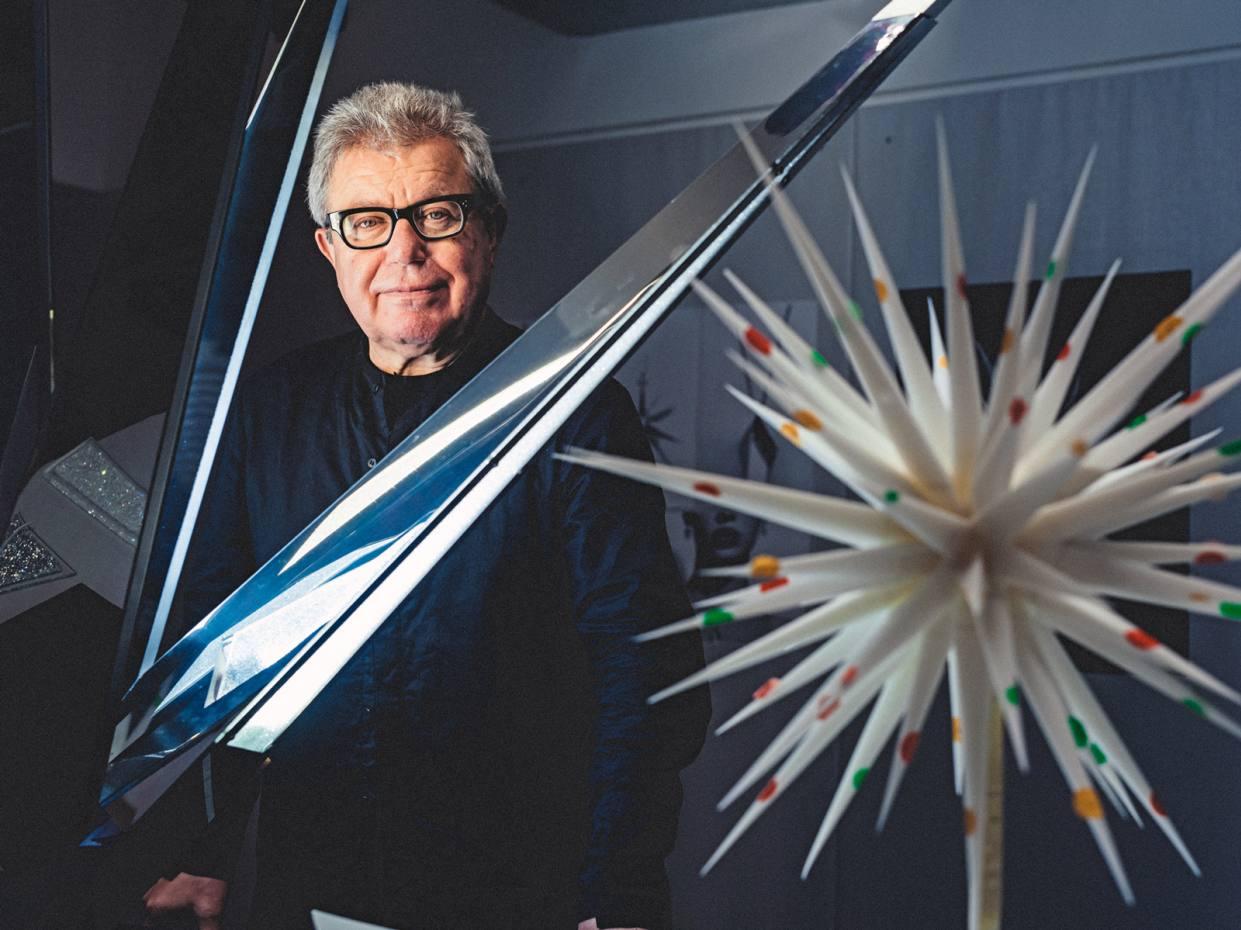 Architect Daniel Libeskind
