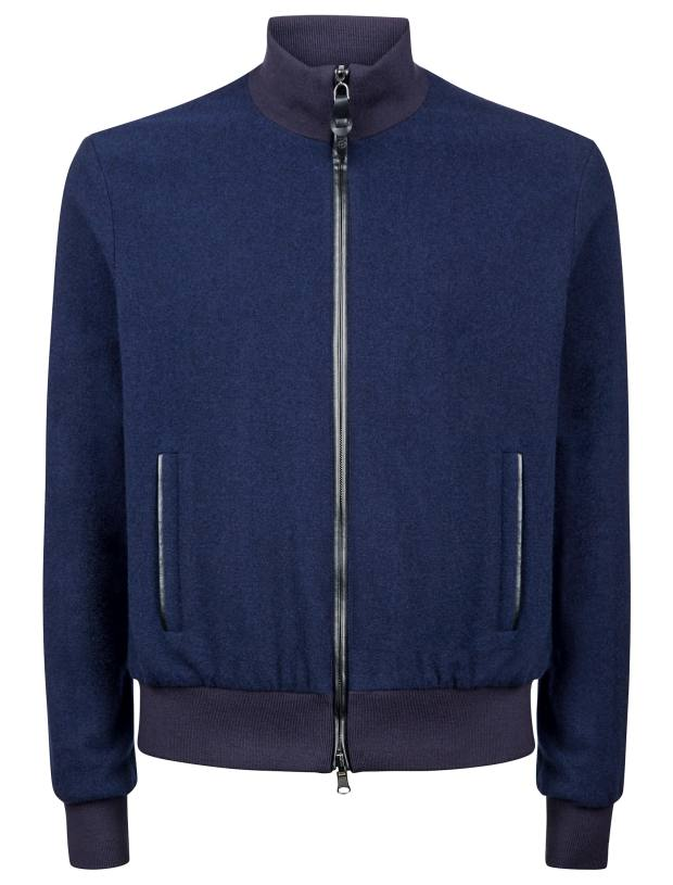 Connolly cashmere jacket, £1,250