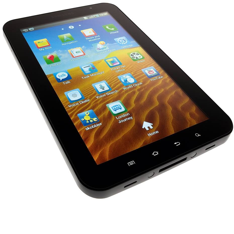 Samsung Galaxy Tab How To Spend It