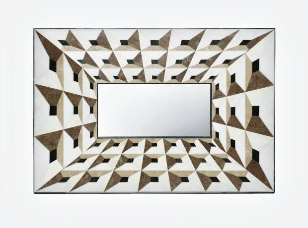 Venetian Love Mirror frame by RueMonsieurParis