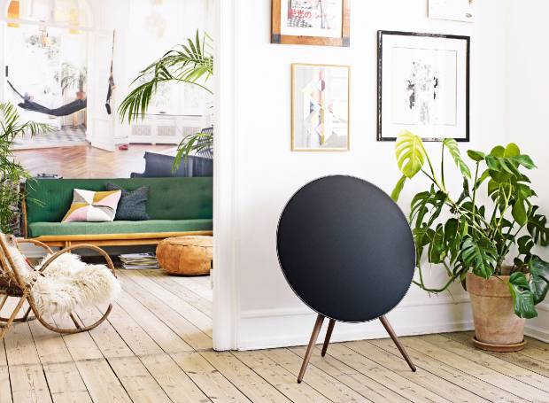 The Bang & Olufsen A9 speaker that Slaatto gave to his brother, £1,999
