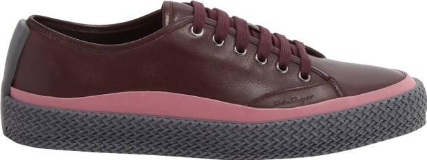 Salvatore Ferragamo sneakers, £465