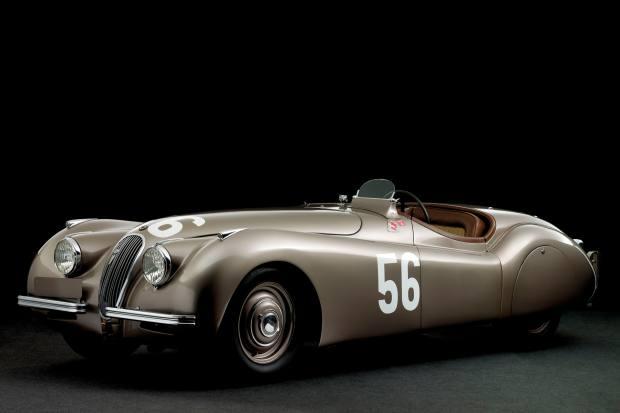 The 1949 Jaguar XK120 Alloy Roadster