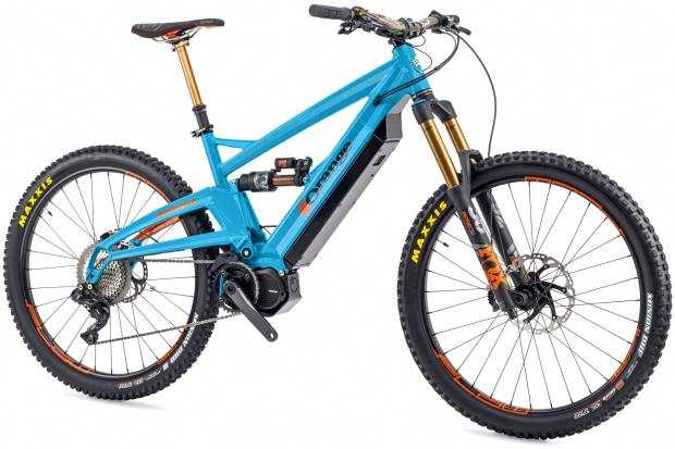 The Orange Alpine 6E Factory, £7,800