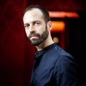 Benjamin Millepied photographed at Palais Garnier