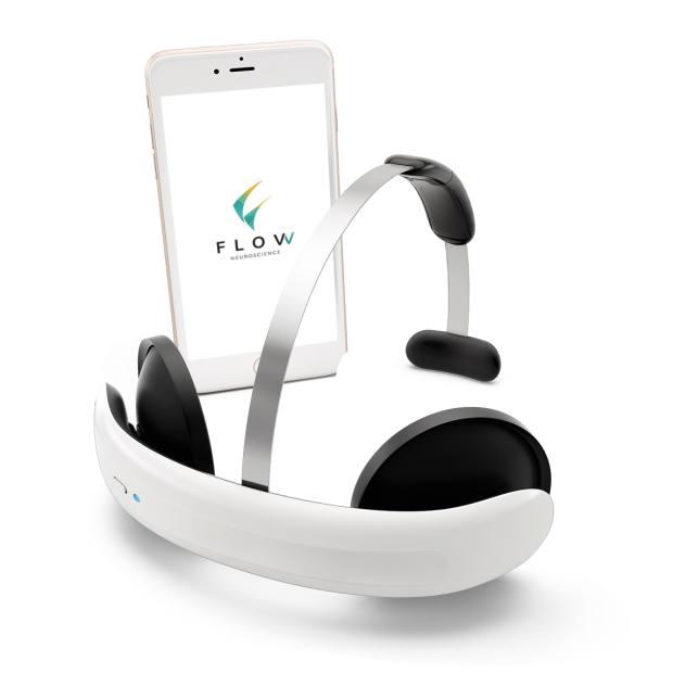 Flow Neuroscience Headset
