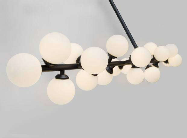 Mimosa ceiling light from Atelier Areti, £1,750