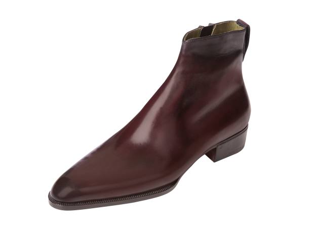 Berluti calfskin ankle boots, from £5,650. Made to order
