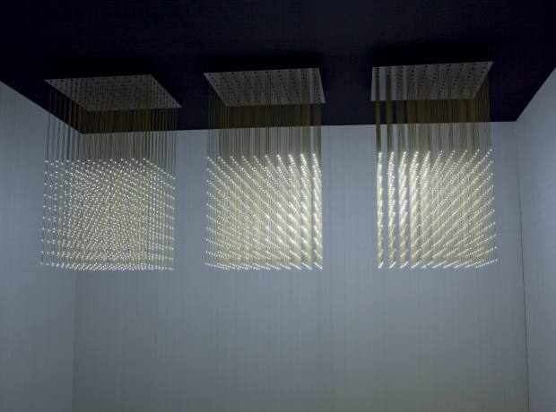 Swarm Light by Random International, £105,000.