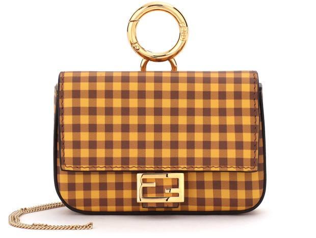 Fendi Nano Baguette charm bag, £490