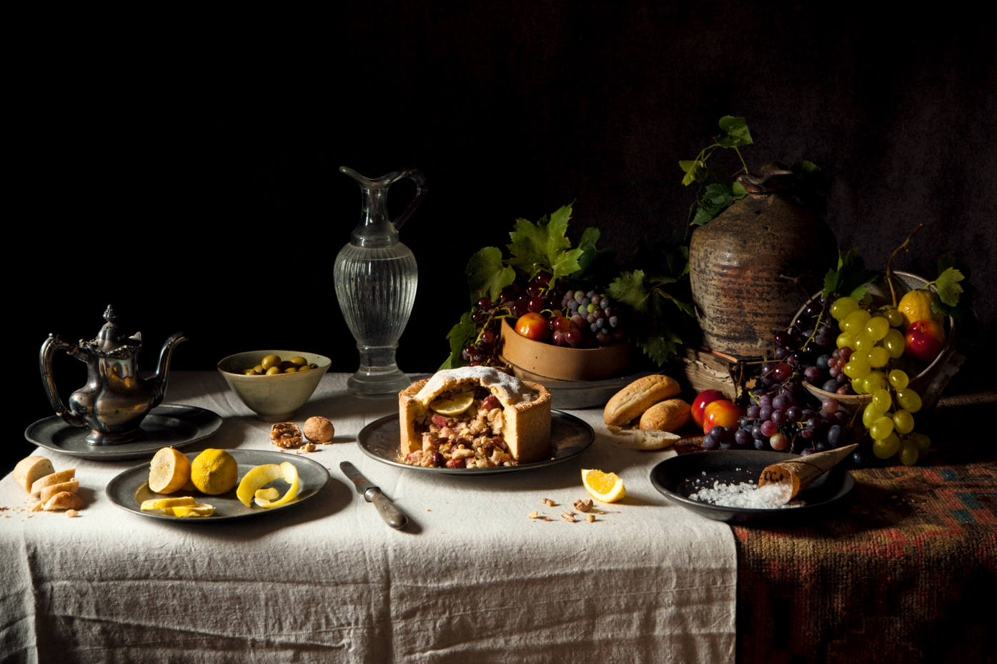 Eat well this season with Bill Knott's favourite festive picks