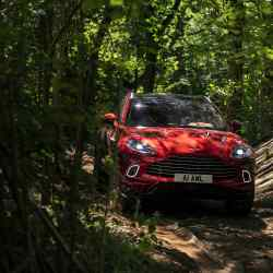 The Aston Martin DBX is the marque's first SUV