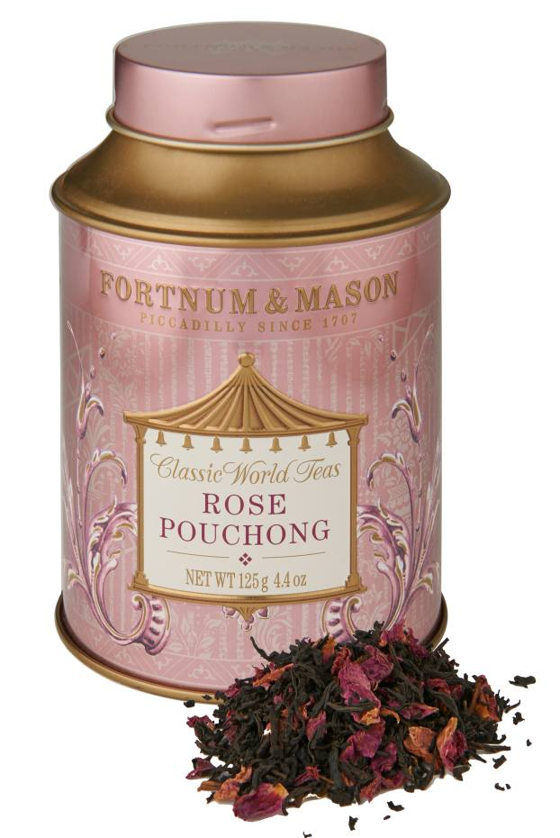 Fortnum & Mason Rose Pouchong, £12.50 for 125g