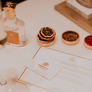 The Creed Boutique, 99 Mount Street, Mayfair, is the perfect destination for a fragrance consultation