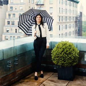 Tabitha Simmons at The Mark, New York